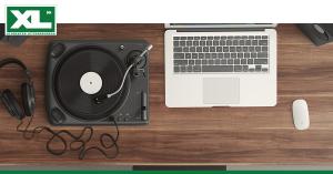 Muziek draagt bij aan een hogere productiviteit op de werkloer