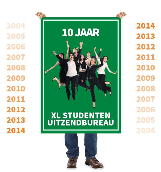 XL bestaat 10 jaar